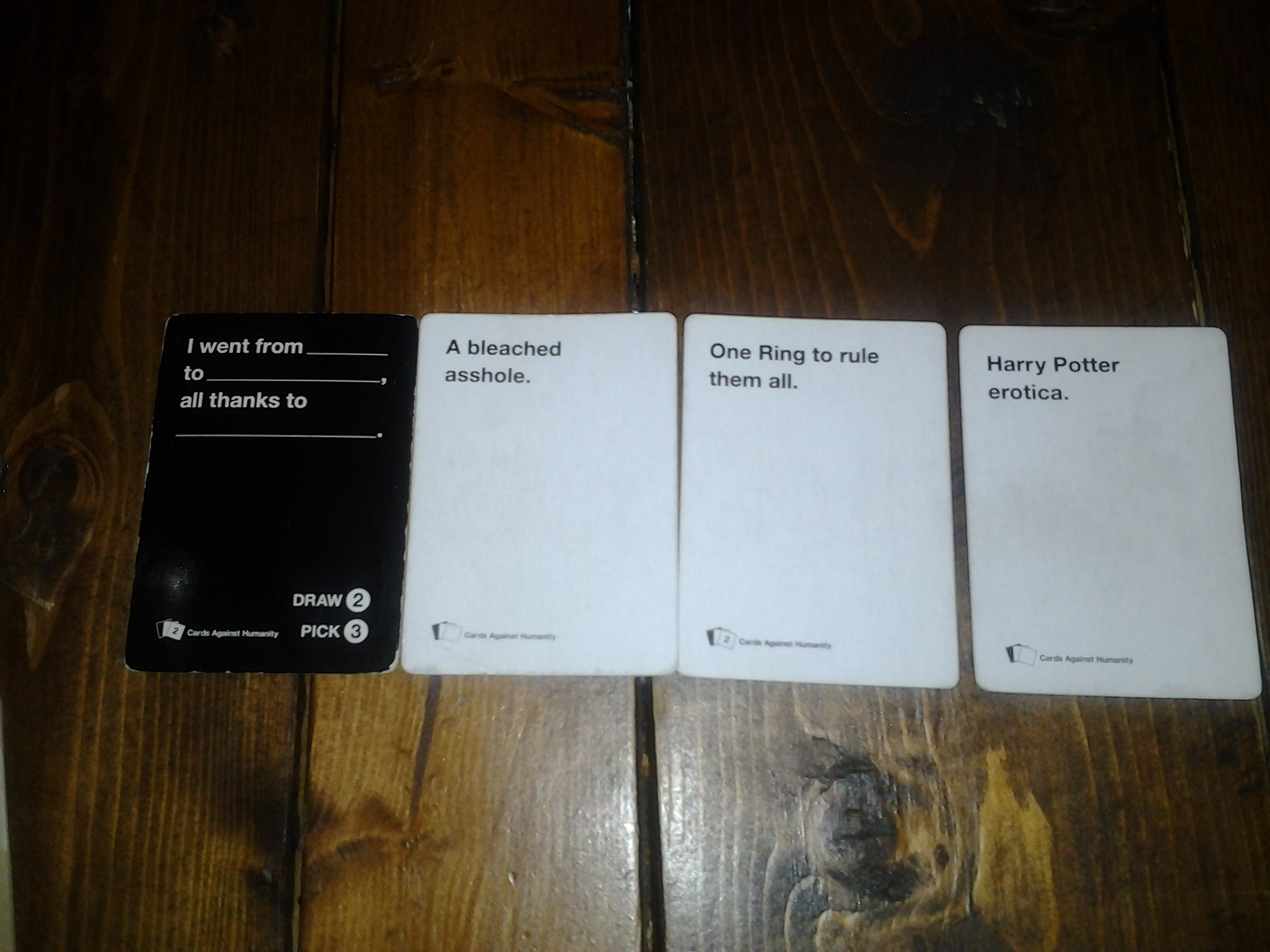 It is an image of Gutsy Cards Against Humanity Questions List