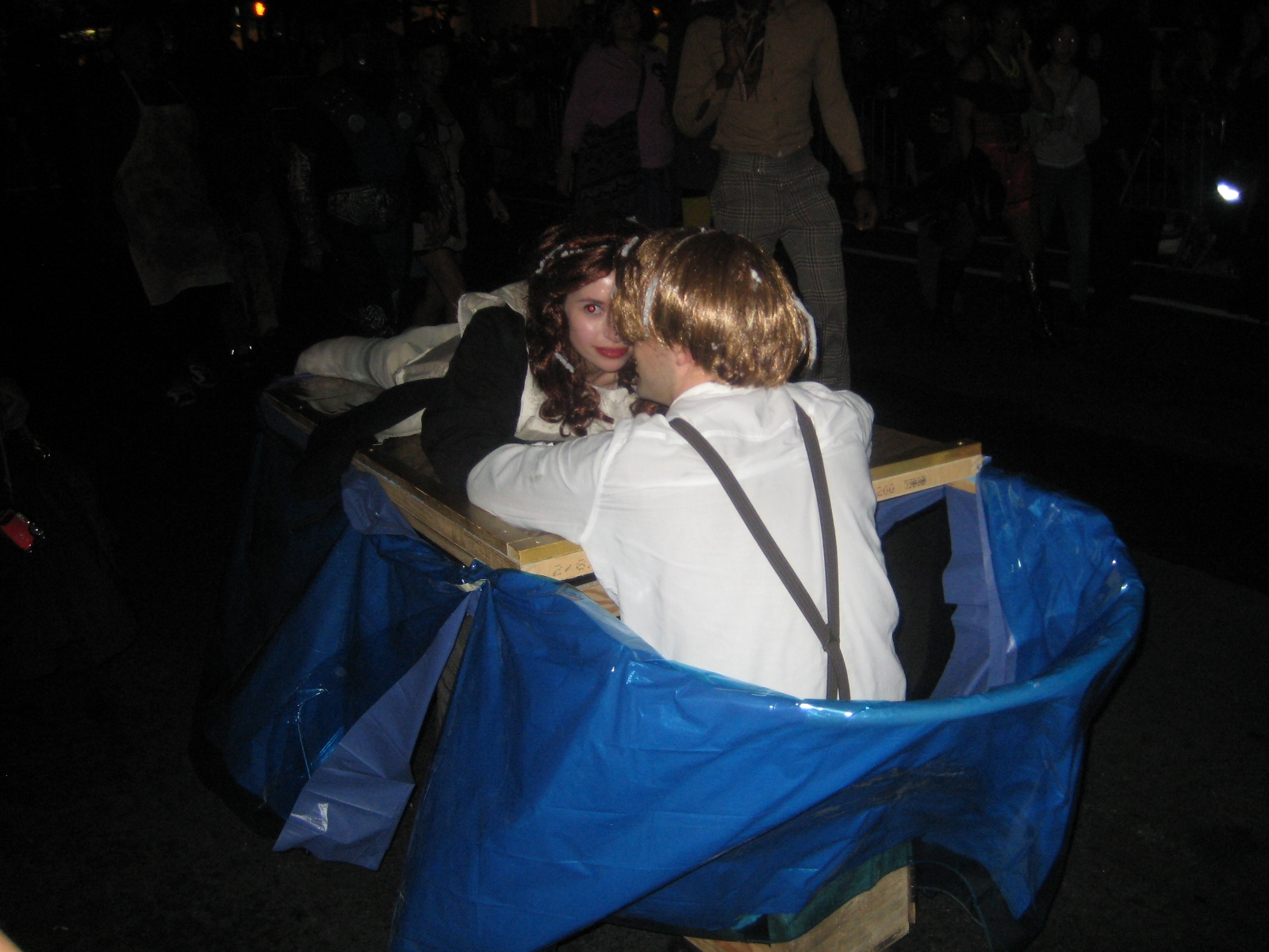 Halloween nyc edition youdrankthewholefairy - Was the titanic filmed in a swimming pool ...