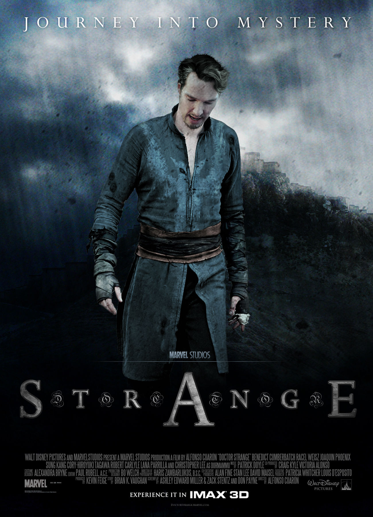 dr Strange Movie 2014