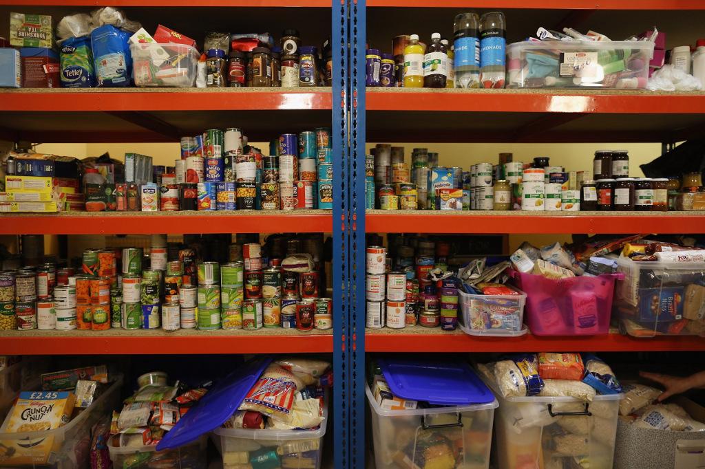 Emergency Food Bank Toronto